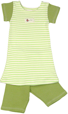 Organic Cotton Dress Set for Girls