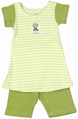 Organic Cotton Dress for Girls