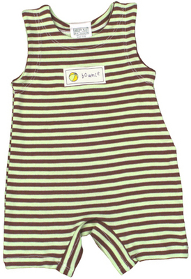 Organic Romper for Toddlers