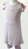 Image Organic Girl Dress/Capri Set -