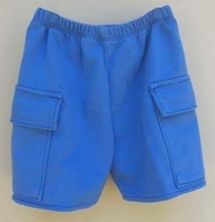 Image Regatta Blue French Terry 2/Pocket Shorts